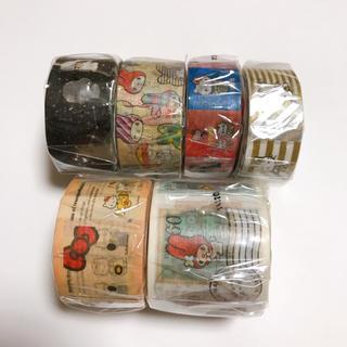 サンリオ(サンリオ)のmt × サンリオ  マスキングテープ(テープ/マスキングテープ)