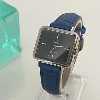 OMEGA - ⭐OH済 極上 綺麗 オメガ 新品レザー レディース ウォッチ時計 着物 極美品