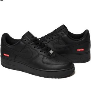 Supreme - Supreme Nike Air Force 1 Low black 26cm