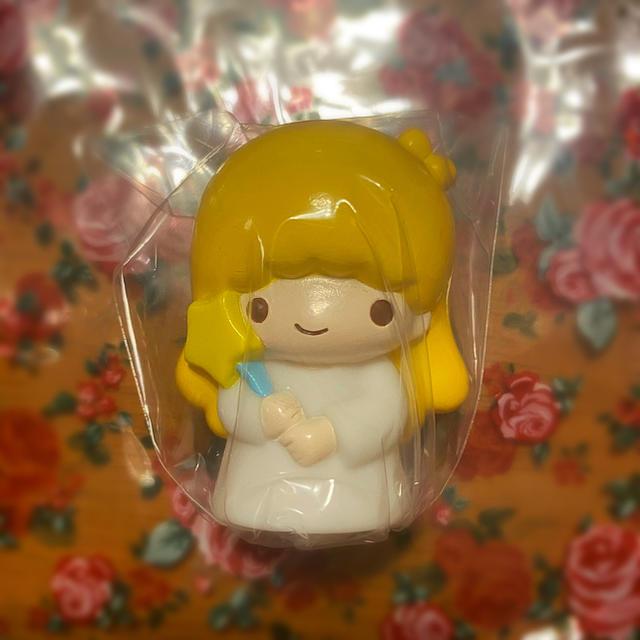 サンリオ(サンリオ)のサンリオ ゆびにんぎょう マスコット ララ エンタメ/ホビーのおもちゃ/ぬいぐるみ(キャラクターグッズ)の商品写真