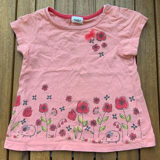 アカチャンホンポ(アカチャンホンポ)のアカチャンホンポ Tシャツ ピンク レース(Tシャツ)