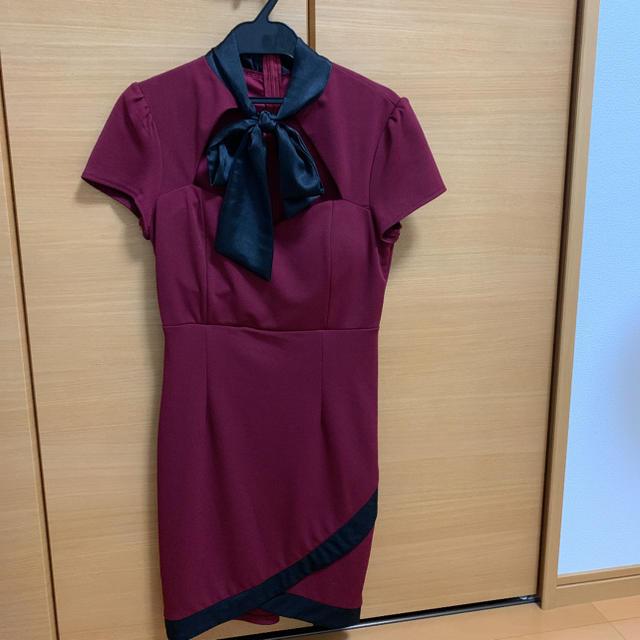 dazzy store(デイジーストア)のミニワンピース  キャバドレス レディースのフォーマル/ドレス(ミニドレス)の商品写真