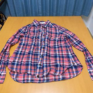 アナディス(d'un a' dix)のd'un a dixの長袖ネルシャツ 新品未使用(シャツ/ブラウス(長袖/七分))