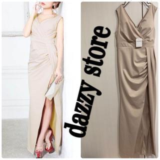 デイジーストア(dazzy store)のdazzy store 新品 ロングタイトドレス ロングワンピース(ロングドレス)
