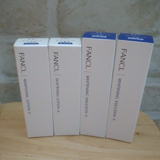 ファンケル(FANCL)の新品未開封・ファンケル ホワイトニング化粧水・乳液 (化粧水/ローション)