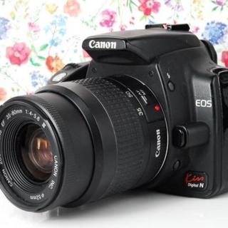 Canon - 【Wi-Fiセット!】Canon Kiss N レンズキット キャノン