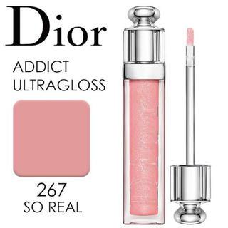 ♡新品未使用♡Dior addict ultragloss 267