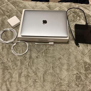 マック(Mac (Apple))のMacbook Pro 13インチ + 周辺機器(ノートPC)