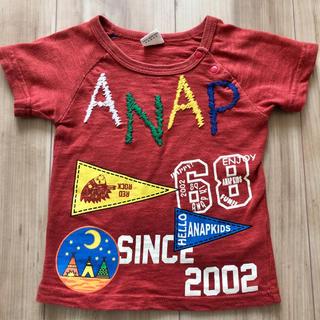 アナップキッズ(ANAP Kids)のANAP Tシャツ80(Tシャツ)