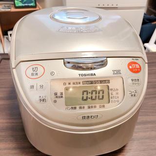 東芝 - ジャンク 東芝 TOSHIBA 炊飯器 RC-10RH