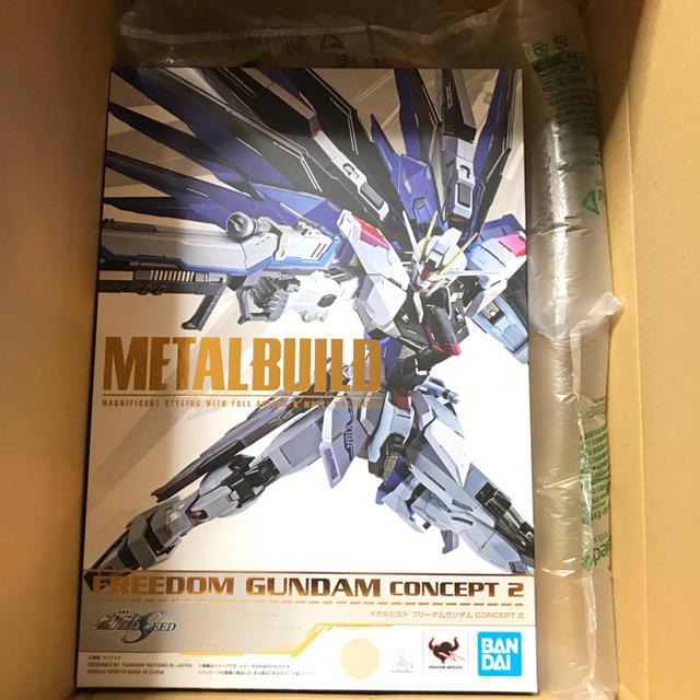 ガンダム metal 2 フリーダム build concept