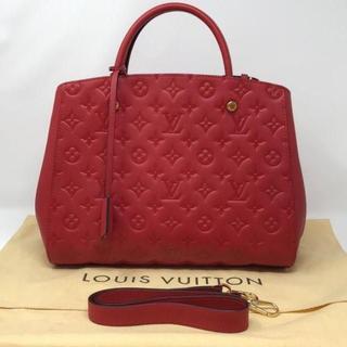 LOUIS VUITTON - 即購入 トートバッグ