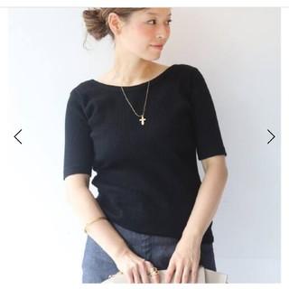 ドゥーズィエムクラス(DEUXIEME CLASSE)の新品♪Deuxieme Classe  COTTON RIB Tシャツ(Tシャツ(半袖/袖なし))