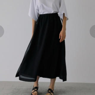 TODAYFUL - リムアーク  Skirt on top skirt