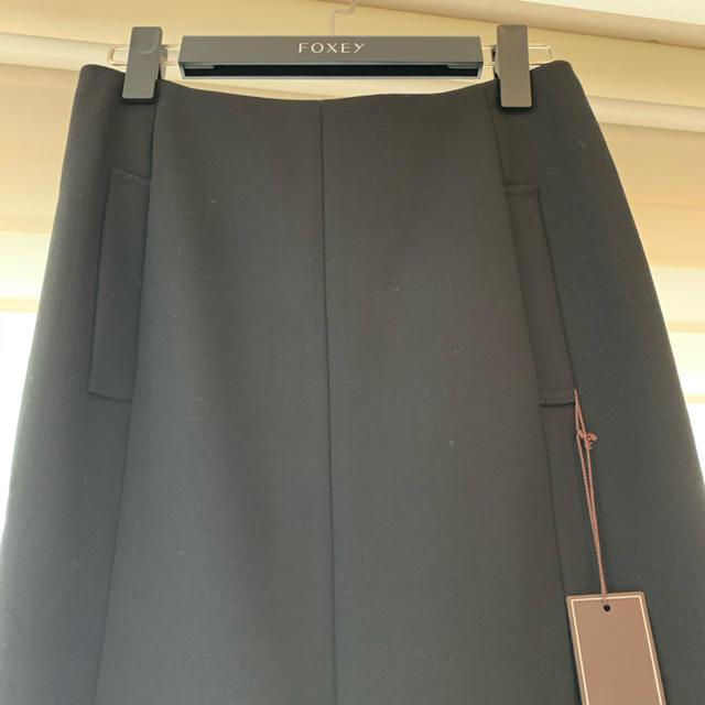 foxey(フォクシー)の新品⭐︎未使用 foxey  フォクシー スカート 38 レディースのスカート(ひざ丈スカート)の商品写真