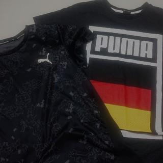 PUMA - 【プーマ】160サイズ Tシャツ2枚セット