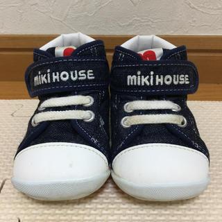 mikihouse - ミキハウス  スニーカー ファーストシューズ 12.5