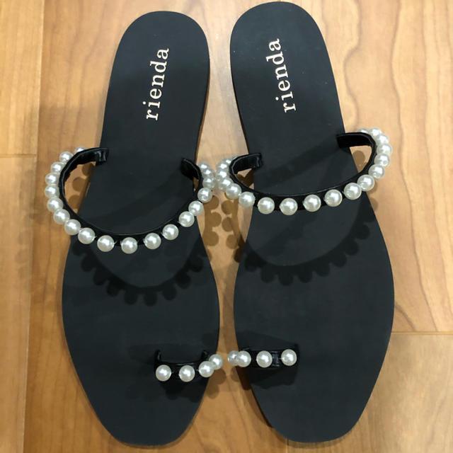 rienda(リエンダ)のリエンダ♡サンダル レディースの靴/シューズ(サンダル)の商品写真