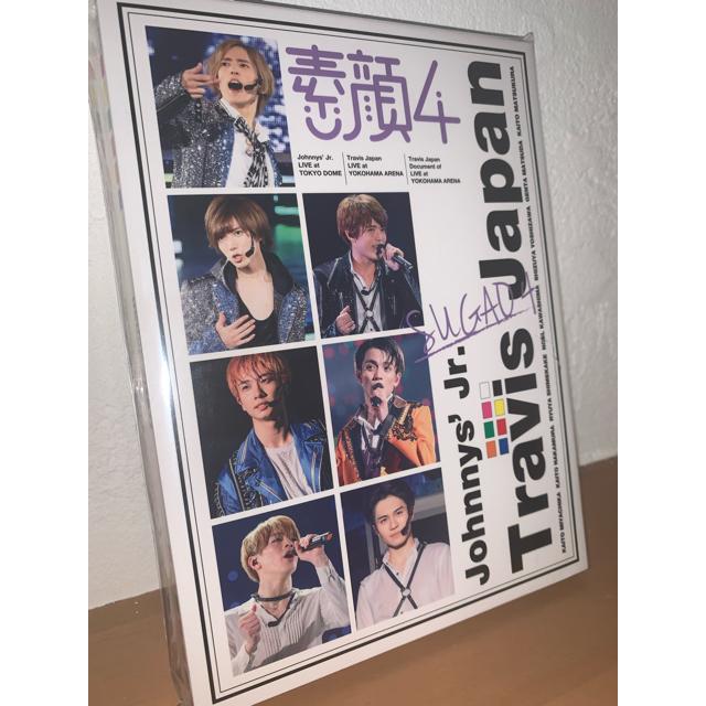 ジャニーズJr.(ジャニーズジュニア)のTravisJapan 素顔4 エンタメ/ホビーのDVD/ブルーレイ(アイドル)の商品写真