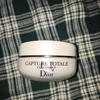 ディオール(Dior)のdior【未使用】カプチュールトータル セルENGYクリーム(美容液)