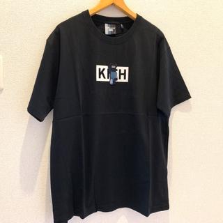 Supreme - Lサイズ KITH bearbrick ベアブリック Tシャツ キス