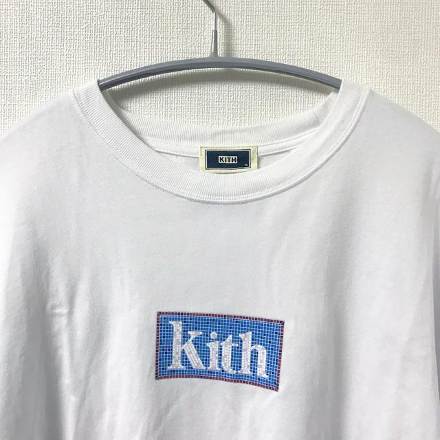 Supreme(シュプリーム)の【定価以下】KITH モザイクロゴ Tシャツ ボックスロゴ キス キース メンズのトップス(Tシャツ/カットソー(半袖/袖なし))の商品写真