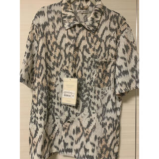 オフホワイト(OFF-WHITE)のour legacy tiger box shirt(シャツ)