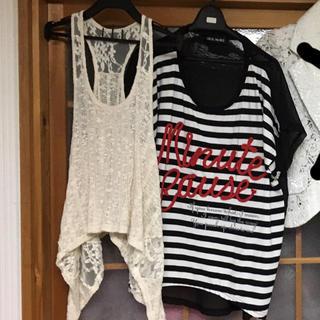 セシルマクビー(CECIL McBEE)のセシルマクビー☆夏服☆(Tシャツ/カットソー(半袖/袖なし))