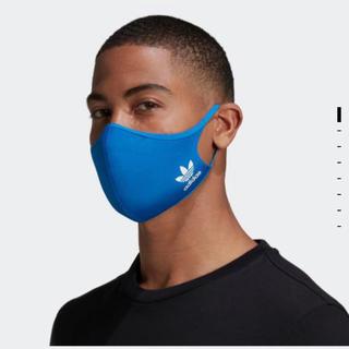 adidas - アディダス フェイスカバー マスク 3枚セット