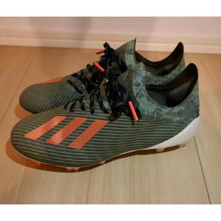 adidas - adidas エックス 19.1 FG サイズ25.0 新品