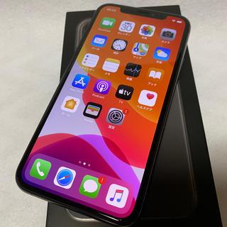 iPhone - 極上美品 SIMフリー iPhone 11 pro スペースグレイ 新品同様