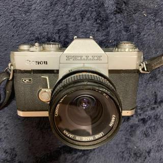 Canon - キャノン Canon フイルムカメラ PELLIX 古いジャンク