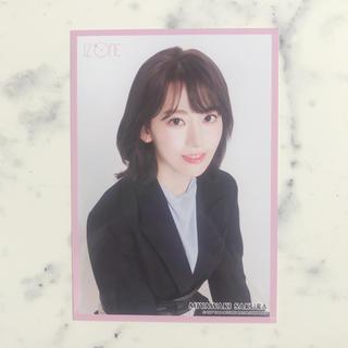 エイチケーティーフォーティーエイト(HKT48)のIZ*ONE 宮脇咲良 生写真(K-POP/アジア)
