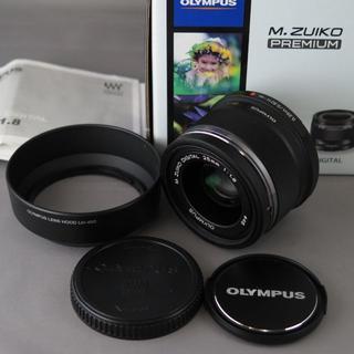 オリンパス M.ZUIKO DIGITAL25mm F1.8