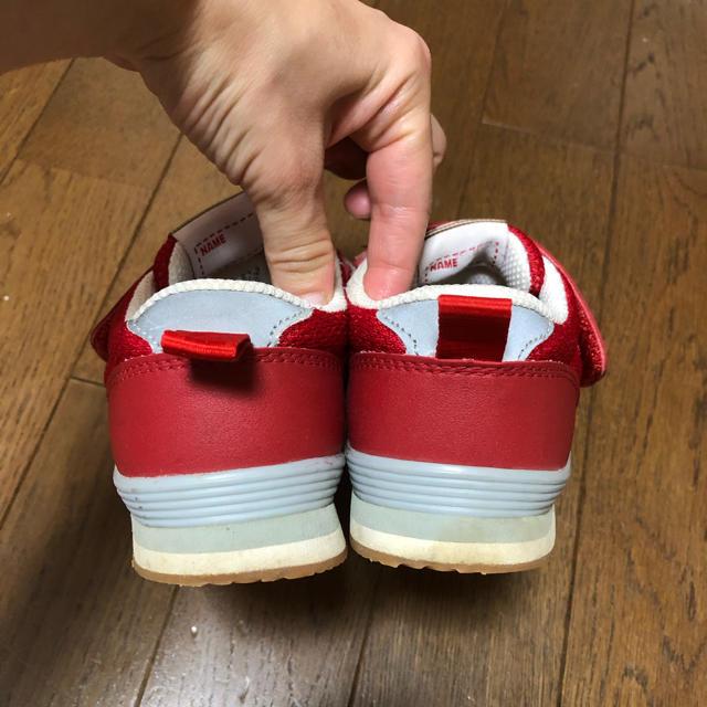 mikihouse(ミキハウス)のミキハウス スニーカー♡お値下げ中♡ キッズ/ベビー/マタニティのキッズ靴/シューズ(15cm~)(スニーカー)の商品写真