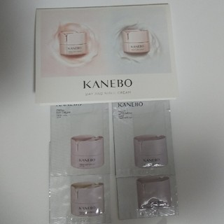 Kanebo - KANEBO🌸フレッシュデイクリーム ナイトリピッドウェア サンプル
