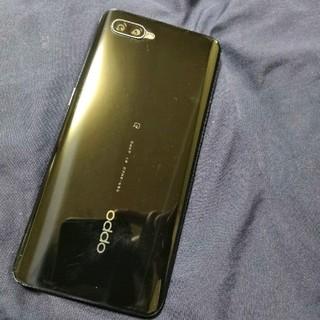 OPPO Reno A SIMフリー 6GB/128GB ブラック 楽天