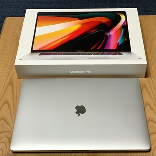 Apple - 2019 Macbook Pro 16インチ USキー 1TB 16GB i7