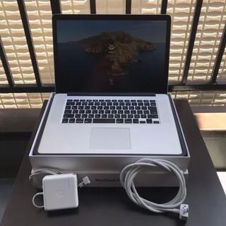 マック(Mac (Apple))のMacBookPro Retina15 2014 16GB SSD1TB(ノートPC)