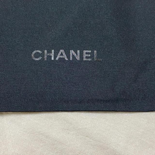 CHANEL(シャネル)のCHANEL シャネル 巾着ポーチ 1枚 レディースのファッション小物(ポーチ)の商品写真