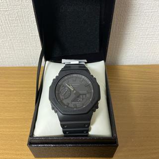 G-SHOCK - 新品未使用 CASIO G-SHOCK ga-2100-1a1jf