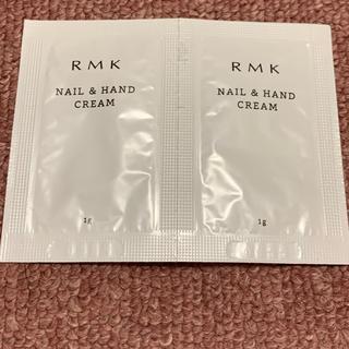 アールエムケー(RMK)の【RMK】ネイル&ハンドクリーム(ハンドクリーム)