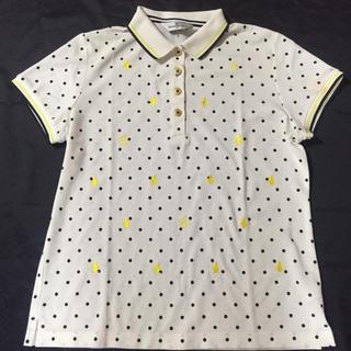 マンシングウェア(Munsingwear)のMunsingwear ポロシャツ 女性 XLゴルフウエア マンシングウエア(ポロシャツ)