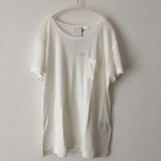 WEGO - BROWNY STANDARD モダール 白 Tシャツ
