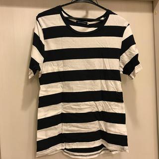 アーバンリサーチ(URBAN RESEARCH)のアーバンリサーチ ボーダーTシャツ サイズ40(Tシャツ/カットソー(半袖/袖なし))
