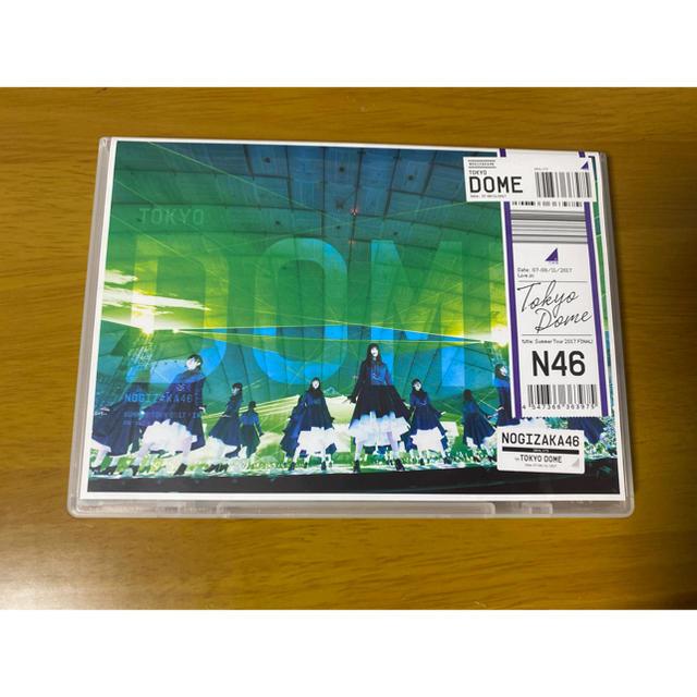 乃木坂46(ノギザカフォーティーシックス)の真夏の全国ツアー2017 FINAL! IN TOKYO DOME Blu-ra エンタメ/ホビーのDVD/ブルーレイ(ミュージック)の商品写真