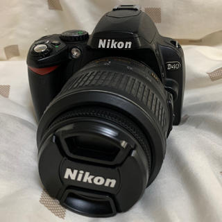Nikon - Nikon D40 一眼レフカメラ