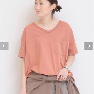 ドゥーズィエムクラス(DEUXIEME CLASSE)のDeuxieme Classe SKARGORN ポケツキワイドTシャツ(Tシャツ(半袖/袖なし))
