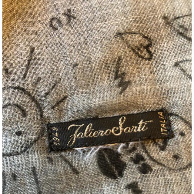 Faliero Sarti(ファリエロサルティ)のファリエロサルティ ストール レディースのファッション小物(ストール/パシュミナ)の商品写真