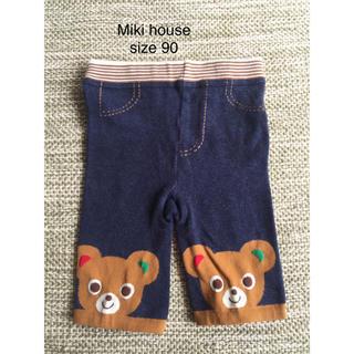 ミキハウス(mikihouse)のミキハウスレギンスサイズ90(パンツ/スパッツ)